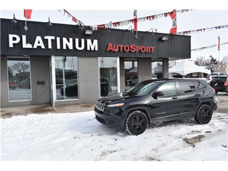 2014 Jeep Cherokee Sport (Stk: PP608) in Saskatoon - Image 1 of 24