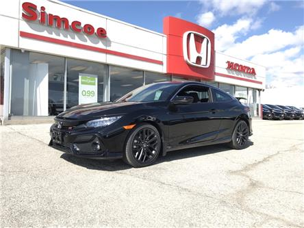 2020 Honda Civic Si Base (Stk: 20080) in Simcoe - Image 1 of 17