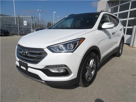 2017 Hyundai Santa Fe Sport 2.4 Luxury (Stk: Z3723) in London - Image 1 of 22