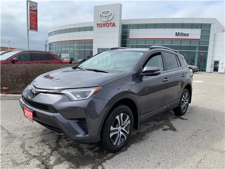 2017 Toyota RAV4 LE (Stk: 583555A ) in Milton - Image 1 of 10