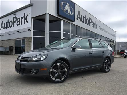 2013 Volkswagen Golf 2.0 TDI Highline (Stk: 13-63971JB) in Barrie - Image 1 of 23