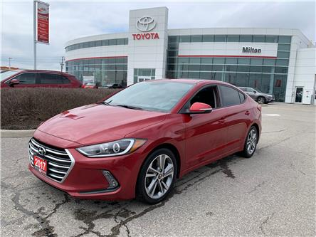 2017 Hyundai Elantra GLS (Stk: 108589) in Milton - Image 1 of 8