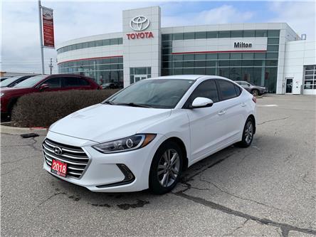 2018 Hyundai Elantra GL (Stk: 577421) in Milton - Image 1 of 8