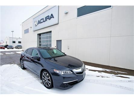 2016 Acura TLX Tech (Stk: 20TL2285A) in Red Deer - Image 1 of 19