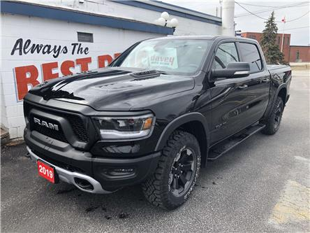 2019 RAM 1500 Rebel (Stk: 20-158) in Oshawa - Image 1 of 19