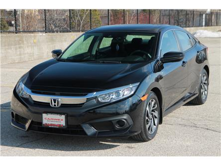 2017 Honda Civic EX (Stk: 2003101) in Waterloo - Image 1 of 30