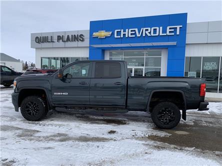 2018 GMC Sierra 2500HD SLT (Stk: 20P014) in Wadena - Image 1 of 15