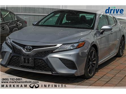 2018 Toyota Camry  (Stk: L332A) in Markham - Image 1 of 5