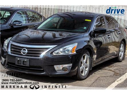 2013 Nissan Altima 2.5 SV (Stk: P3143A) in Markham - Image 1 of 9