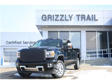 2019 GMC Sierra 2500HD Denali (Stk: 58379) in Barrhead - Image 1 of 38
