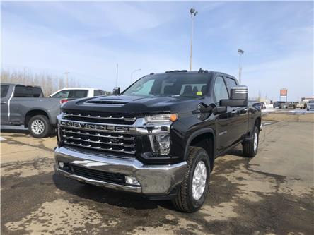 2020 Chevrolet Silverado 3500HD LTZ (Stk: T0102) in Athabasca - Image 1 of 26