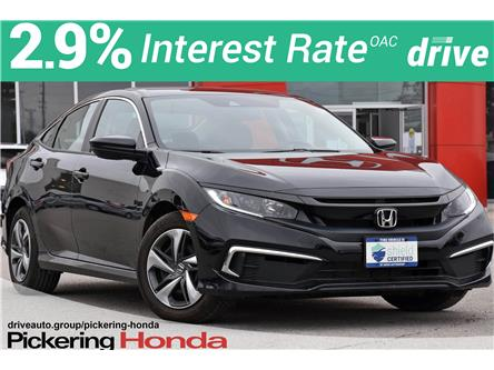 2019 Honda Civic LX (Stk: U492) in Pickering - Image 1 of 27