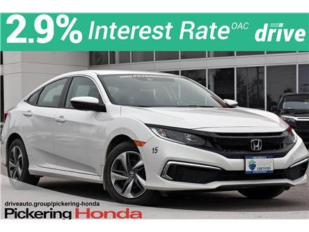 2019 Honda Civic LX (Stk: U1134) in Pickering - Image 1 of 27