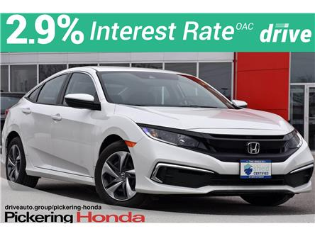 2019 Honda Civic LX (Stk: U610) in Pickering - Image 1 of 27