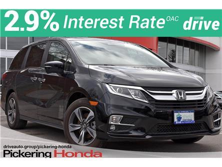 2019 Honda Odyssey EX-L (Stk: U32) in Pickering - Image 1 of 36