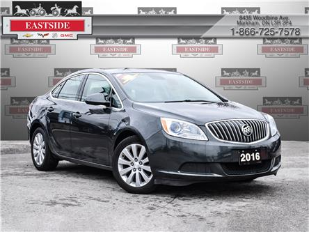 2016 Buick Verano Base (Stk: 137922B) in Markham - Image 1 of 23