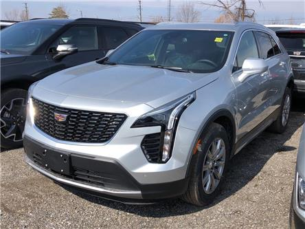 2020 Cadillac XT4 Premium Luxury (Stk: K0D047) in Mississauga - Image 1 of 5
