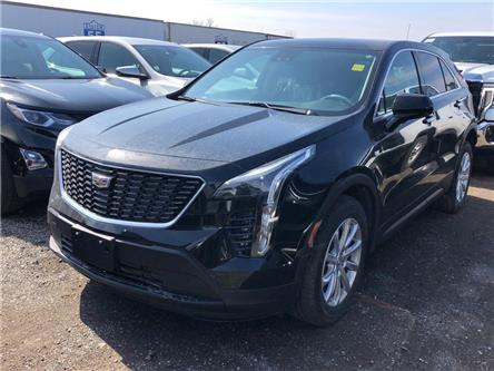 2020 Cadillac XT4 Luxury (Stk: K0D045) in Mississauga - Image 1 of 5