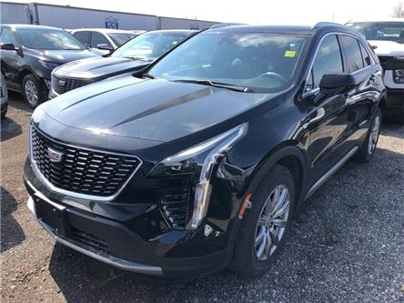 2020 Cadillac XT4 Premium Luxury (Stk: K0D048) in Mississauga - Image 1 of 5