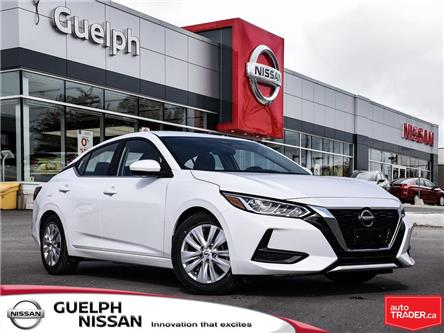 2020 Nissan Sentra  (Stk: N20635) in Guelph - Image 1 of 23