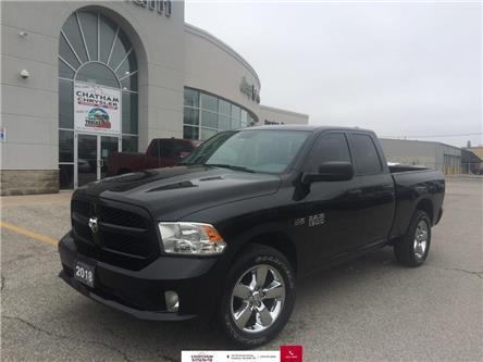 2018 RAM 1500 Uconnect 5inch Schreen/Backup Cam/Bluetooth (Stk: U04549) in Chatham - Image 1 of 23