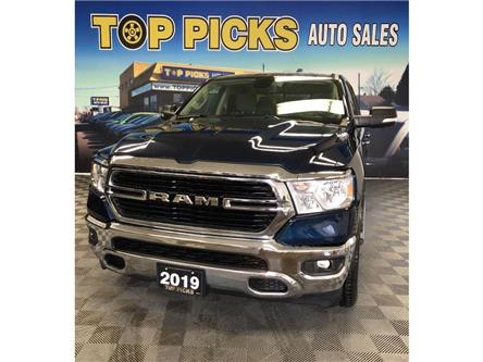 2019 RAM 1500 Big Horn (Stk: 579664) in NORTH BAY - Image 1 of 27