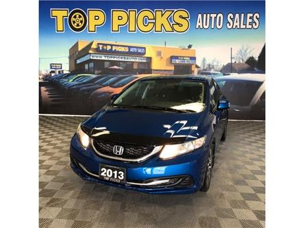 2013 Honda Civic EX (Stk: 005898) in NORTH BAY - Image 1 of 28