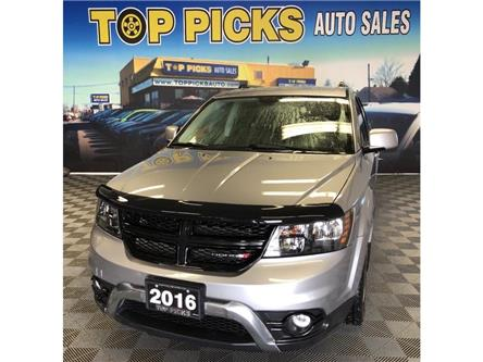 2016 Dodge Journey Crossroad (Stk: 245919) in NORTH BAY - Image 1 of 27