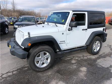 2014 Jeep Wrangler Sport (Stk: 48649) in Burlington - Image 1 of 25