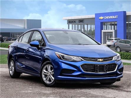 2017 Chevrolet Cruze LT Turbo (Stk: P6428) in Markham - Image 1 of 29