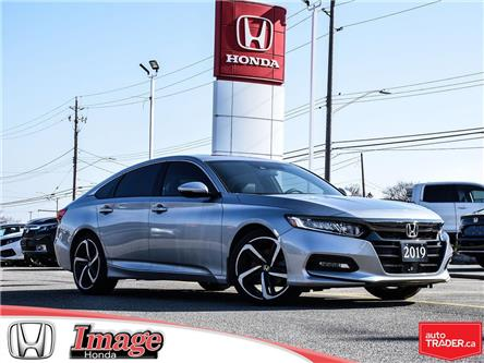 2019 Honda Accord Sport 1.5T (Stk: 9A189A) in Hamilton - Image 1 of 21