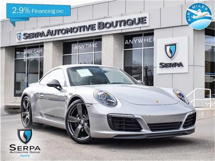 2019 Porsche 911 Carrera T (Stk: C1013) in Aurora - Image 1 of 29