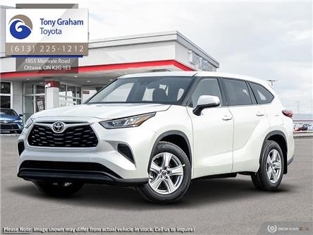 2020 Toyota Highlander LE (Stk: 59147) in Ottawa - Image 1 of 23