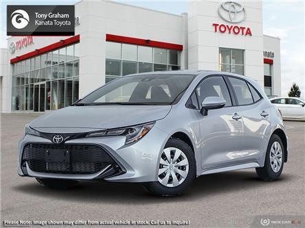 2020 Toyota Corolla Hatchback Base (Stk: 90387) in Ottawa - Image 1 of 24