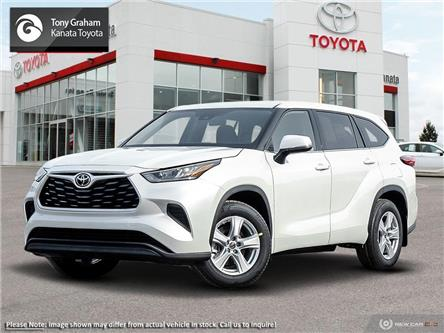 2020 Toyota Highlander LE (Stk: 90257) in Ottawa - Image 1 of 24