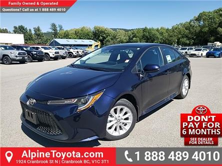 2020 Toyota Corolla LE (Stk: P023473) in Cranbrook - Image 1 of 24