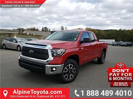 2020 Toyota Tundra Base (Stk: X879926) in Cranbrook - Image 1 of 23