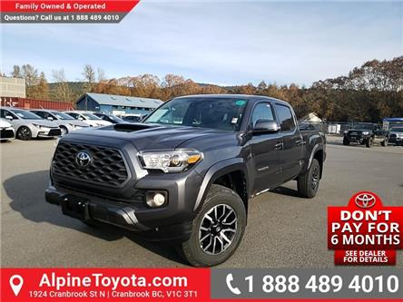 2020 Toyota Tacoma Base (Stk: X047957) in Cranbrook - Image 1 of 26