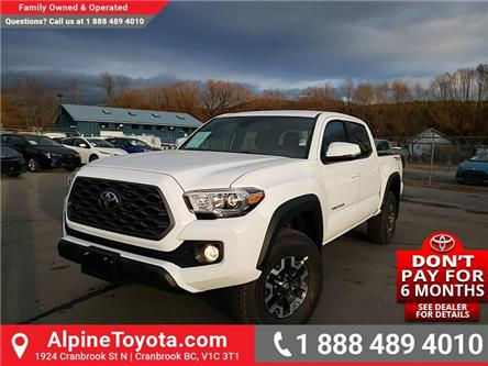 2020 Toyota Tacoma Base (Stk: X216485) in Cranbrook - Image 1 of 24