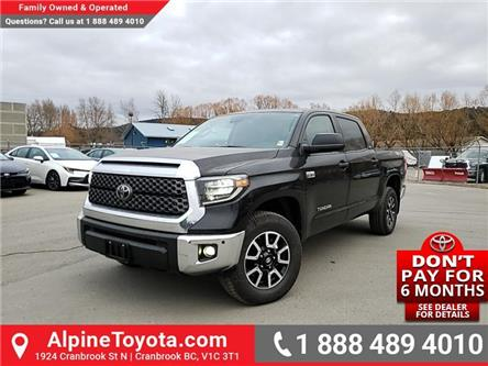 2020 Toyota Tundra Base (Stk: X875055) in Cranbrook - Image 1 of 24