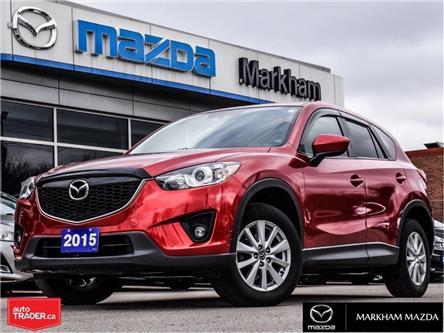 2015 Mazda CX-5 GS (Stk: Z200239A) in Markham - Image 1 of 29