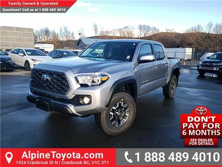 2020 Toyota Tacoma Base (Stk: X219242) in Cranbrook - Image 1 of 24