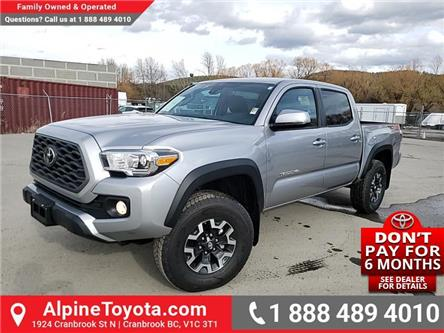 2020 Toyota Tacoma Base (Stk: X225864) in Cranbrook - Image 1 of 24