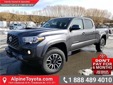 2020 Toyota Tacoma Base (Stk: X051126) in Cranbrook - Image 1 of 24