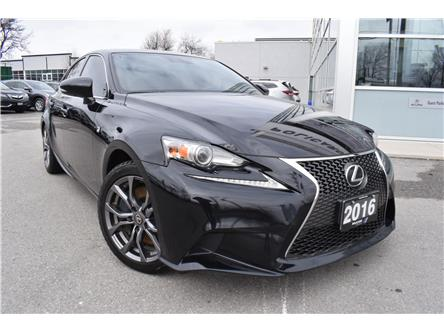 2016 Lexus IS 300 Base (Stk: 014824T) in Brampton - Image 1 of 23