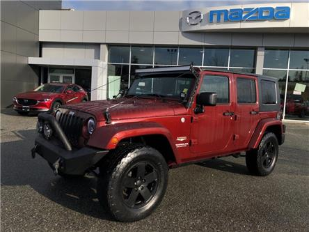 2010 Jeep Wrangler Unlimited Sahara (Stk: P4246J) in Surrey - Image 1 of 15