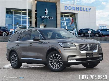 2020 Lincoln Aviator Reserve (Stk: DT425) in Ottawa - Image 1 of 27