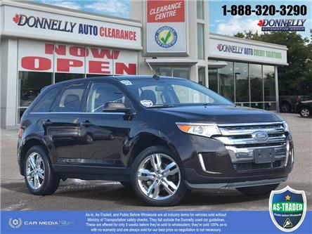 2013 Ford Edge Limited (Stk: PBWDS453B) in Ottawa - Image 1 of 27