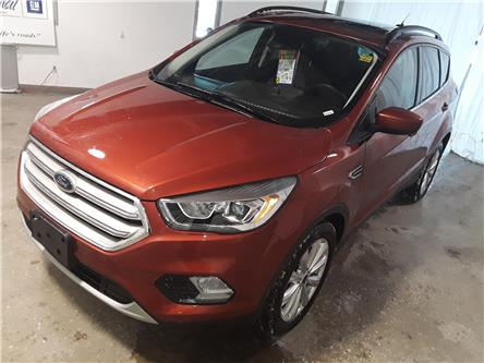 2019 Ford Escape SEL (Stk: 8728R) in Thunder Bay - Image 1 of 26