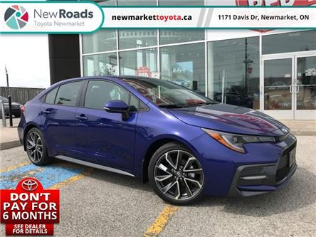 2020 Toyota Corolla XSE (Stk: 34314) in Newmarket - Image 1 of 19